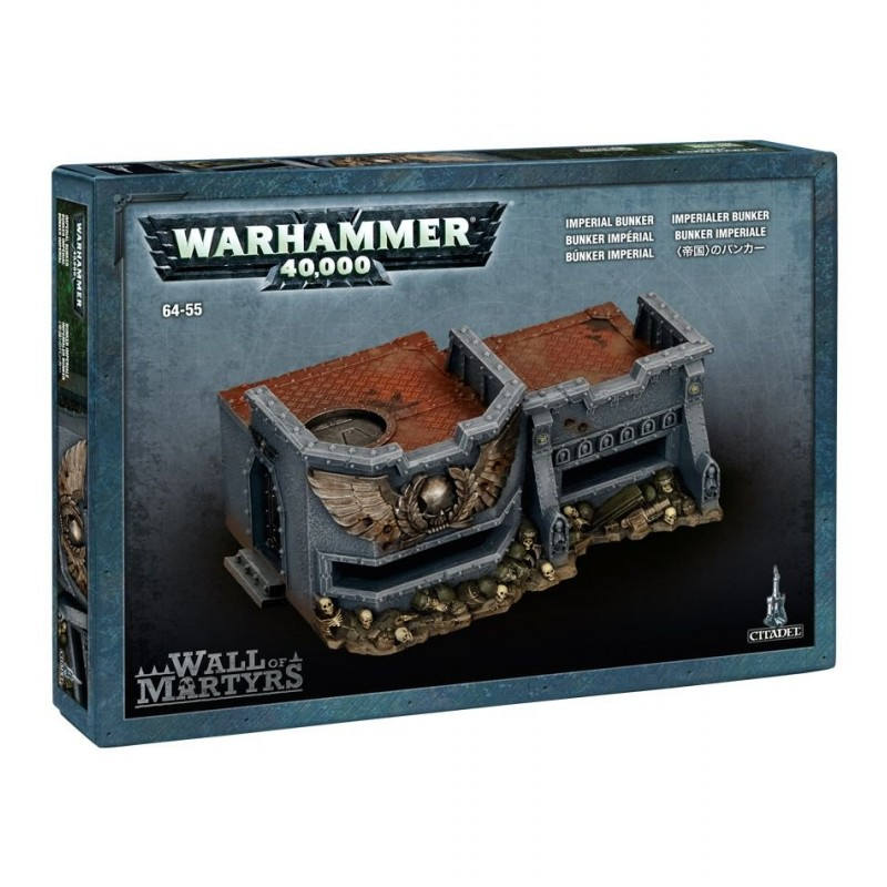 mighty-games-Wall of Martyrs - Imperial Bunker