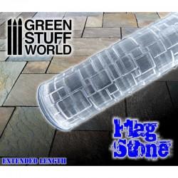 mighty-games-Rouleaux texturé - Flag Stone