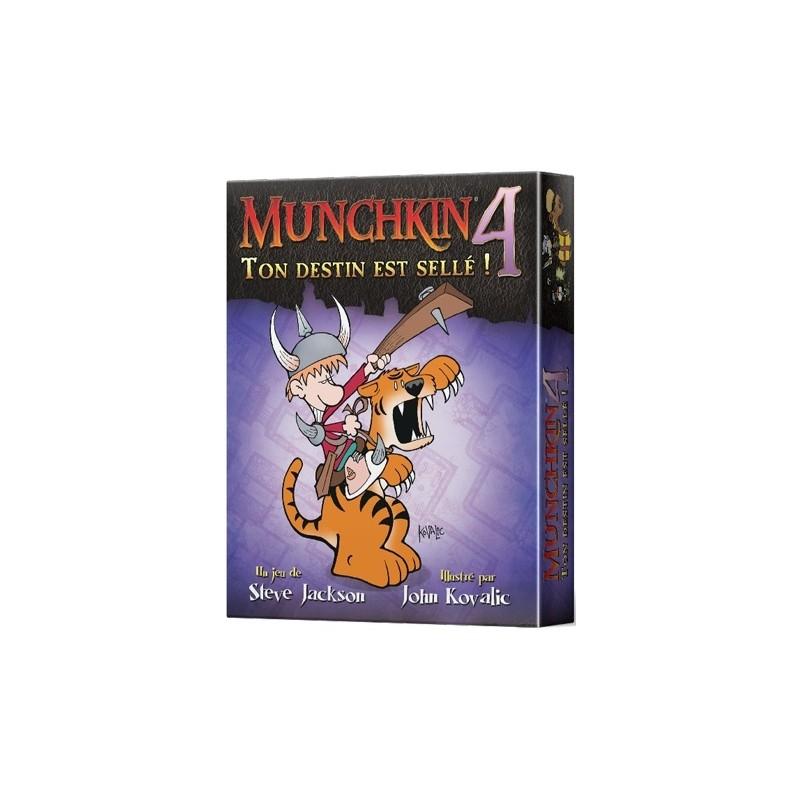 mighty-games-Munchkin 4 - Ton Destin est Sellé !
