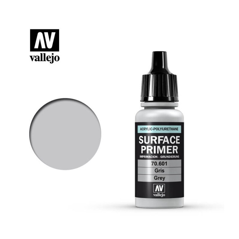 mighty-games-Surface Primer - Grey 17ml (70.601)