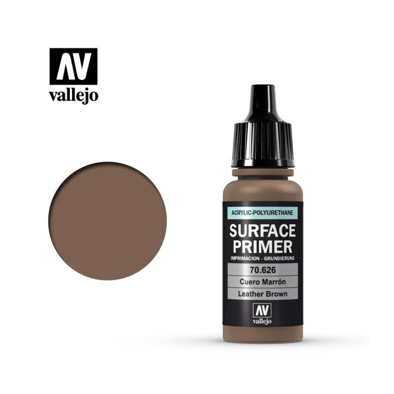 mighty-games-Surface Primer - Leather Brown (70.626)