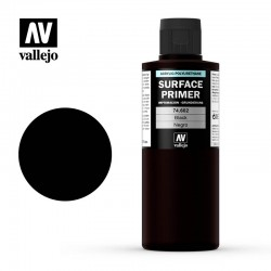 mighty-games-Surface Primer - Black 200ml (74.602)