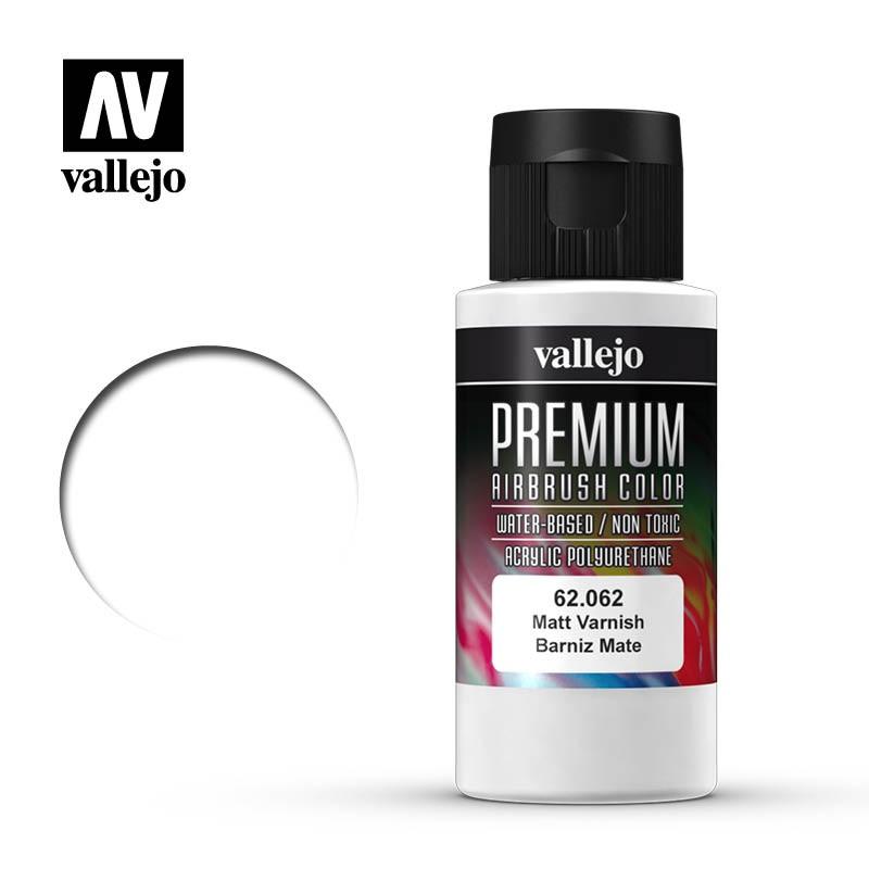 mighty-games-Vallejo Auxiliaries - Matt Varnish Premium 60ml (62.062)