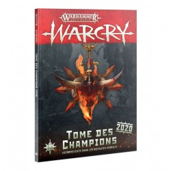 mighty-games-Warcry - 2020 Champions Tome