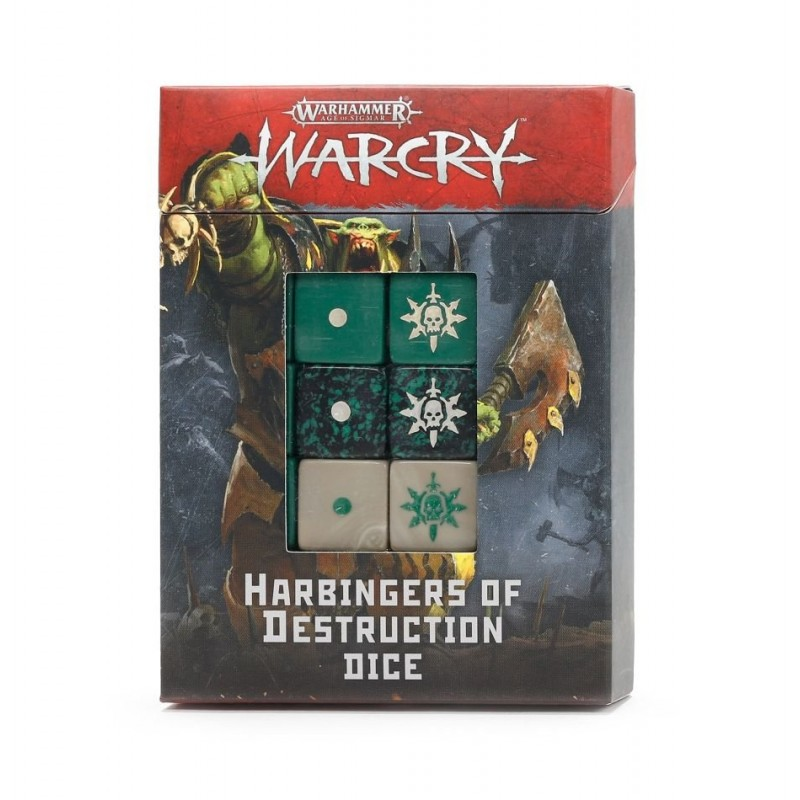 mighty-games-Warcry - Set of Dice Heralds of Destruction
