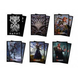 mighty-games-Sleeves / Ultra Pro Fourres - Kaldheim (x100)