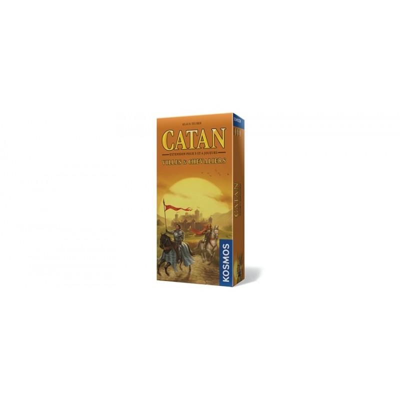 mighty-games-Catan - Villes & Chevaliers pour 5 et 6 joueurs