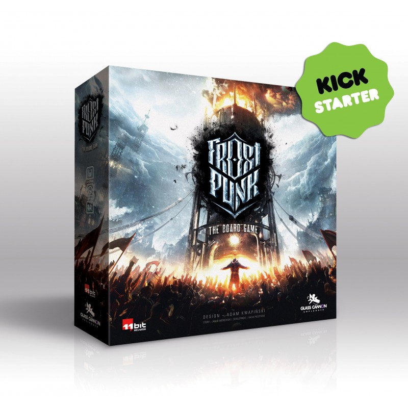 mighty-games-Frostpunk (base game) - Kickstarter