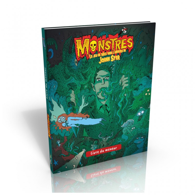 mighty-games-Monstres - Livre du meneur