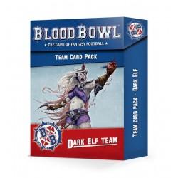 mighty-games-Blood Bowl Dark Elf Team Card Pack