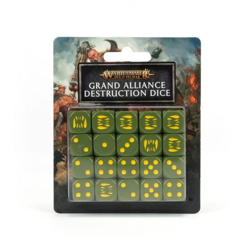 mighty-games-Grand Alliance Destruction Dice